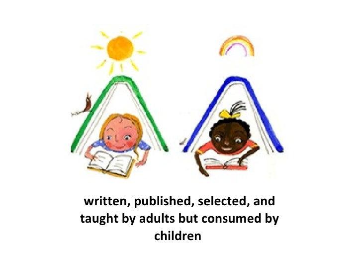 Children's Literature Slide 3