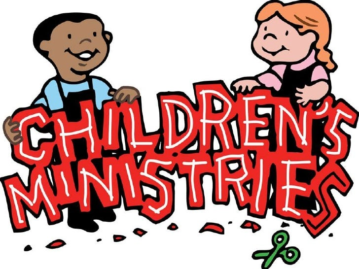 Children's ministry power point