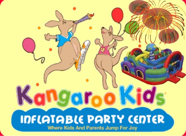 Plan Your Childs Long Island Birthday Party With The Schedule On Kangarookidsparty
