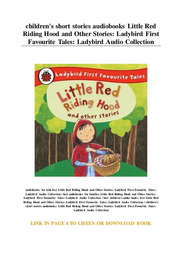 Children S Short Stories Audiobooks Little Red Riding Hood And Other