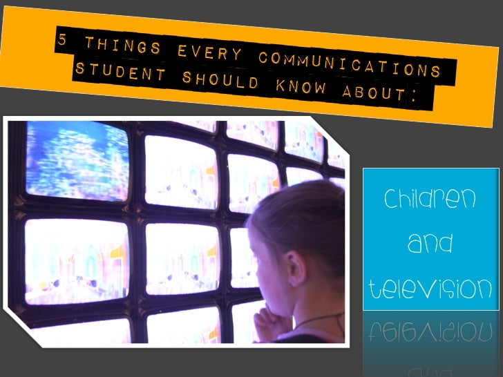5 Things E           very Commu Student Sh          nications            ould Know A                        bout:         ...