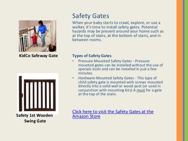 Child Safety Products