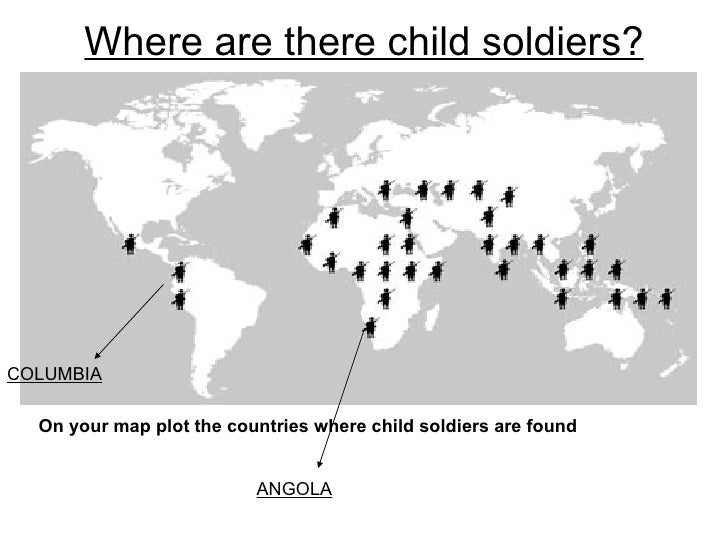 Child soldiers 4 where are there child soldiers gumiabroncs Gallery