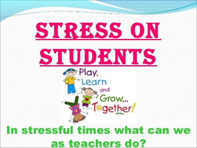 Stress on Student