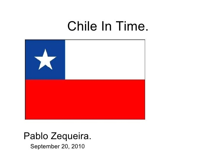 Chile in Time