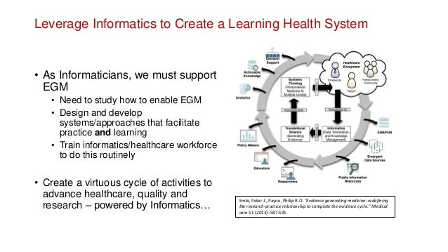 Peter Embi: Leveraging Informatics to Create a Learning Health System