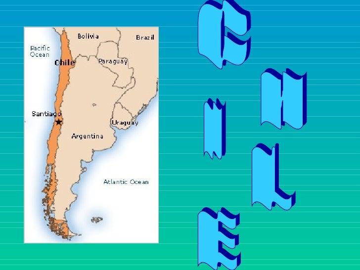 Chile es un pais muy largo.       Pequena.          LARGO!