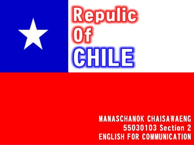 Chile 3rd