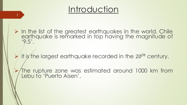 an introduction to the various causes for earthquakes Classification of earthquakes  starting from the  it causes the small changes in the village houses made from the raw brick and the fall of the plaster and the.
