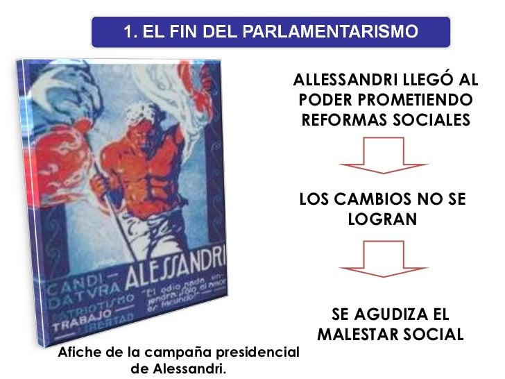 Chile En El Siglo XX Slide 3