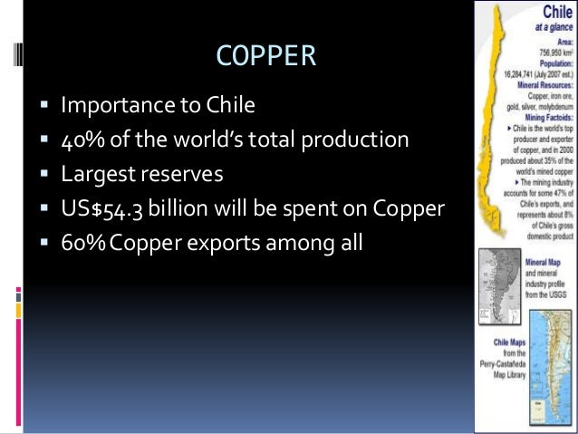GENERAL IMPACTS OF MINING   massive number of jobs   Increased capital inflow   Greater Investments   Increased export...