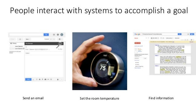 The User Interface of AI Slide 2