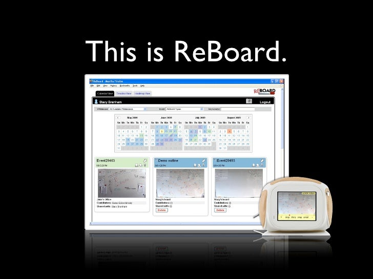 This is ReBoard.