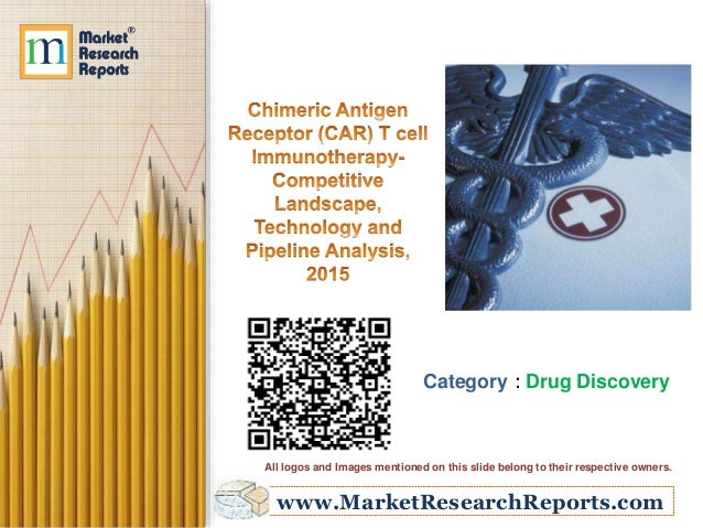 www.MarketResearchReports.com Category : Drug Discovery All logos and Images mentioned on this slide belong to their respe...