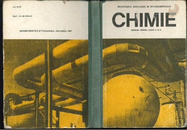 Chimie ix 1989