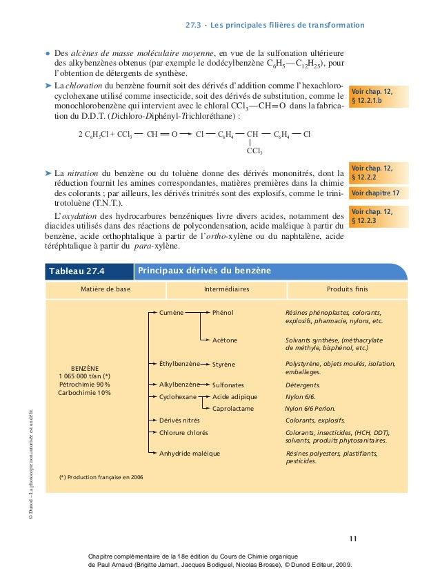 cours de chimie organique de paul arnaud pdf
