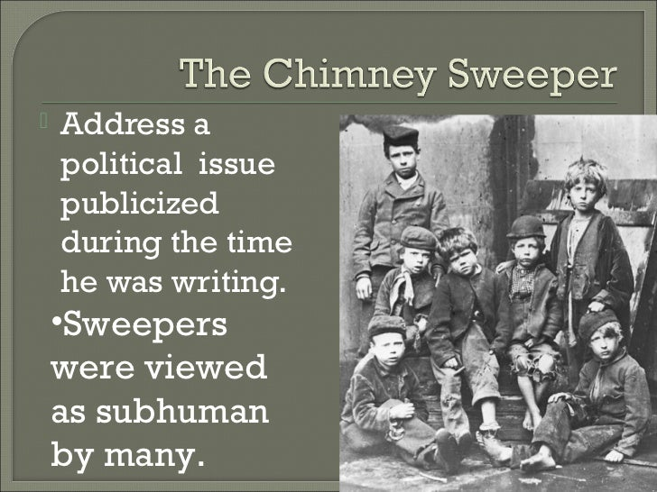 chimney sweep essay writer