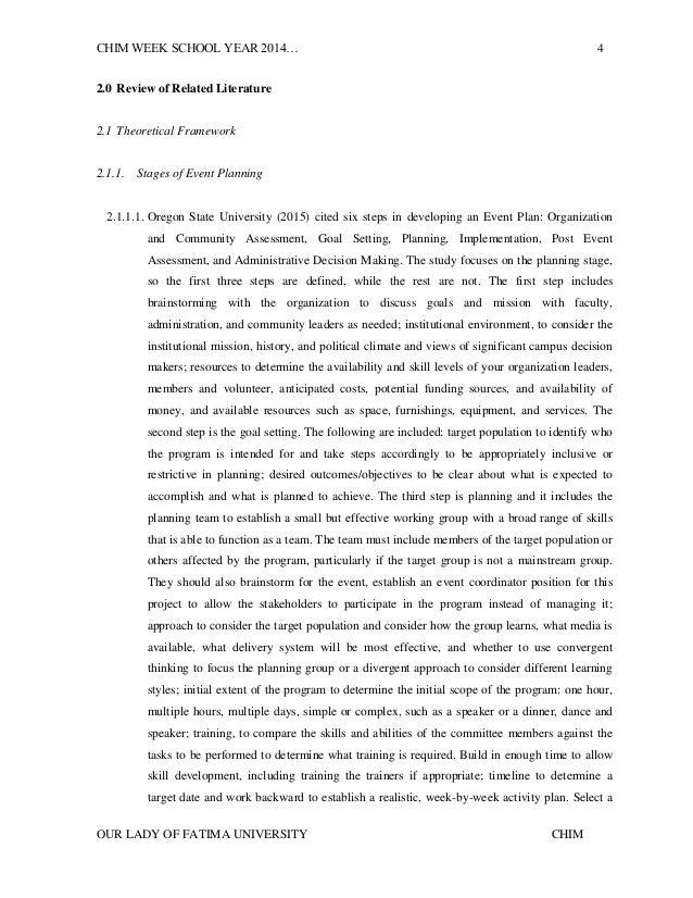 sample thesis olfu