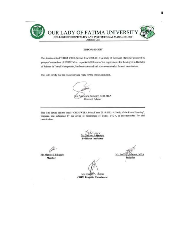 thesis example olfu