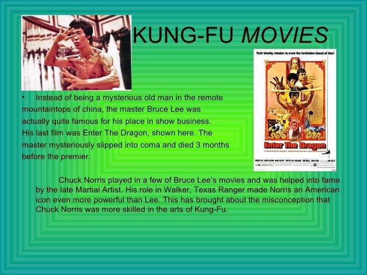 Kung-Fu of China