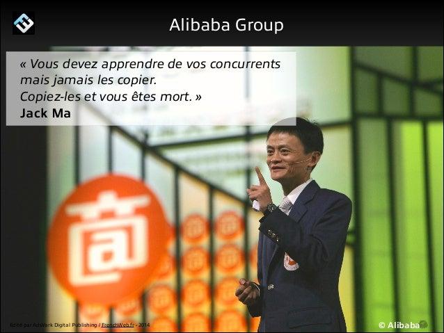 1/ Le programme Start Me Up!  Alibaba Group - Les enjeux futurs  Quels sont les enjeux clefs du développement d'Alibaba Gr...