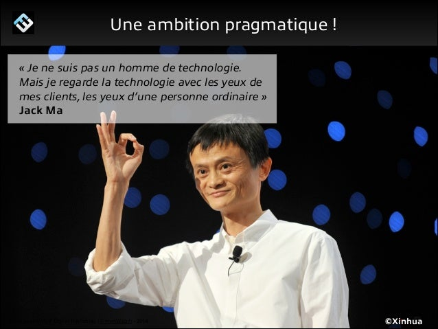 1/ Le programme Start-Me Up! Alibaba Les dates clefs  2005  1999  2013  Partenariat stratégique avec Yahoo  Fondation de l...