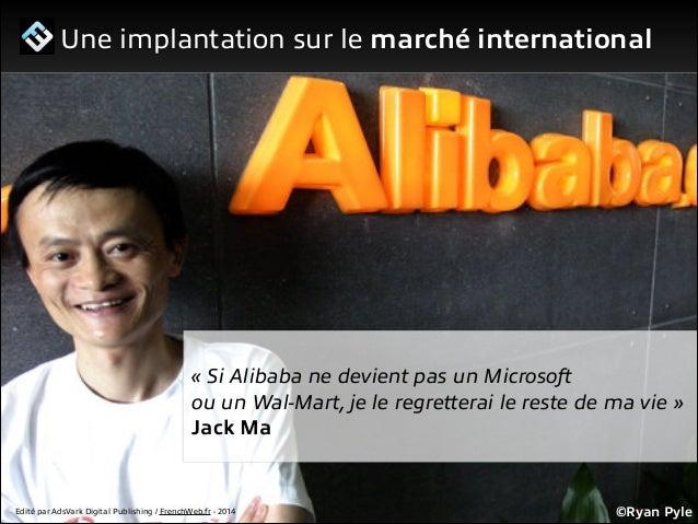 1/ Le programme Start Me Up!  Source  Alibaba, un écosystème complexe et coordonné  alibaba.com Créée en 1999, la platefor...