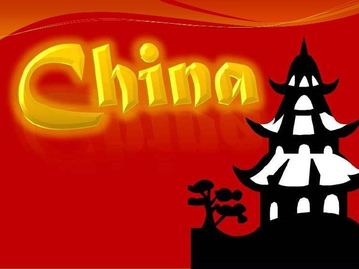 China Slide 1