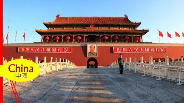 Introdução  A República Popular da China é um país socialista de proporções gigantescas. Tem a terceira maior área territ...