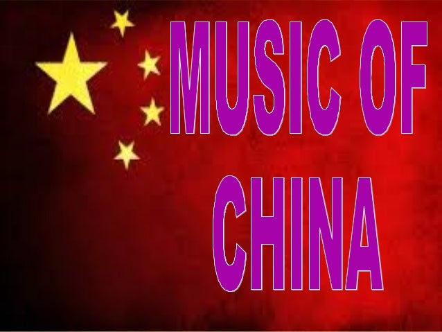 Musical Instruments of China (grade 8 mapeh/music)