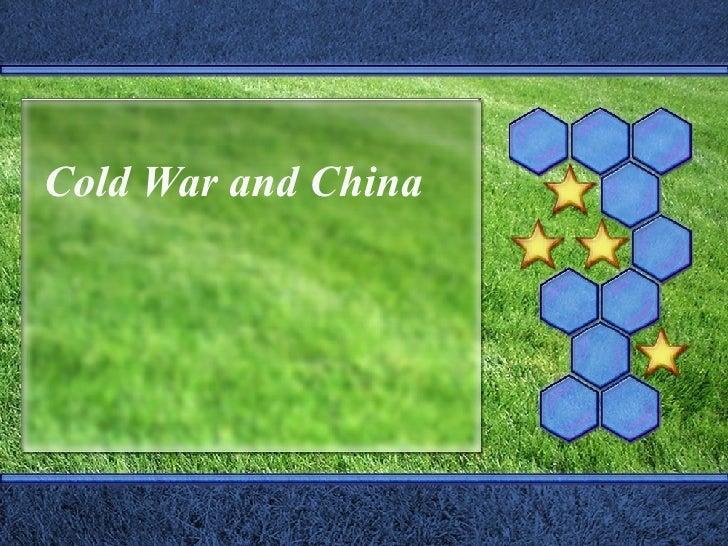Cold War and China
