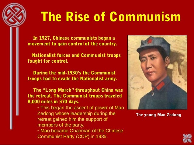 a history of the rise to power of mao zedong in china Communist party of china mao zedong communist revolutions foreign relations of taiwan rating and stats 00 (0) history rise and rule of single-party states mao's rise to power contents rise of the ccp documents similar to maos_rise_to_power skip carousel carousel previous.