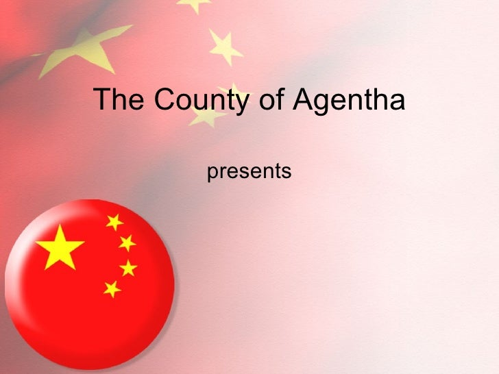 China Flag Powerpoint Presentation Template Flag Powerpoint Template