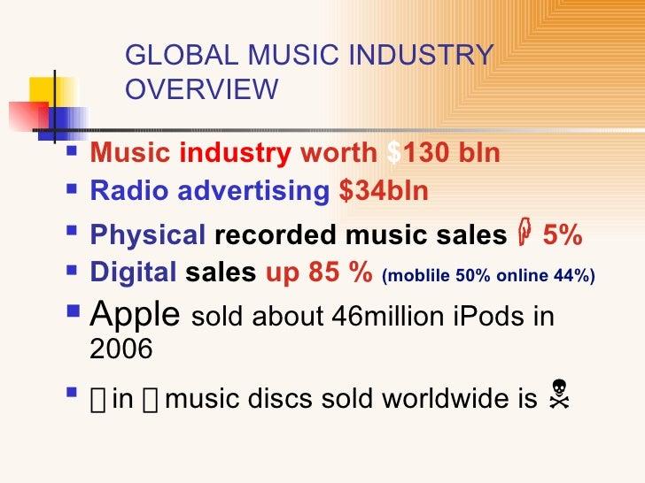 China in global music market Slide 2