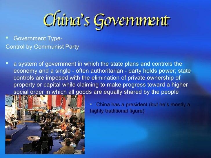 China Powerpoint - Jennifer Cao