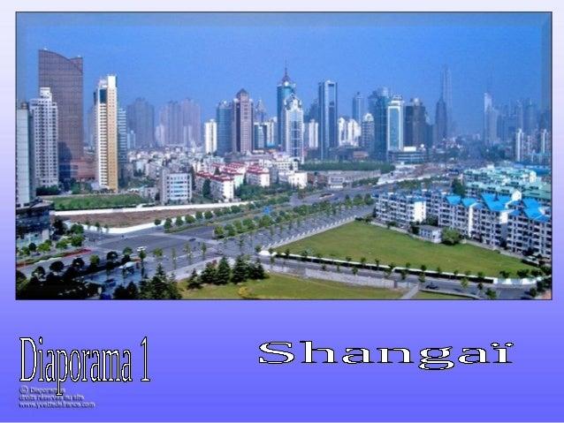 Shanghai Shanghai 17 50 000 habitants ville importante de Chine Shanghai est située sur la rivière Huang Pu, et se compose...