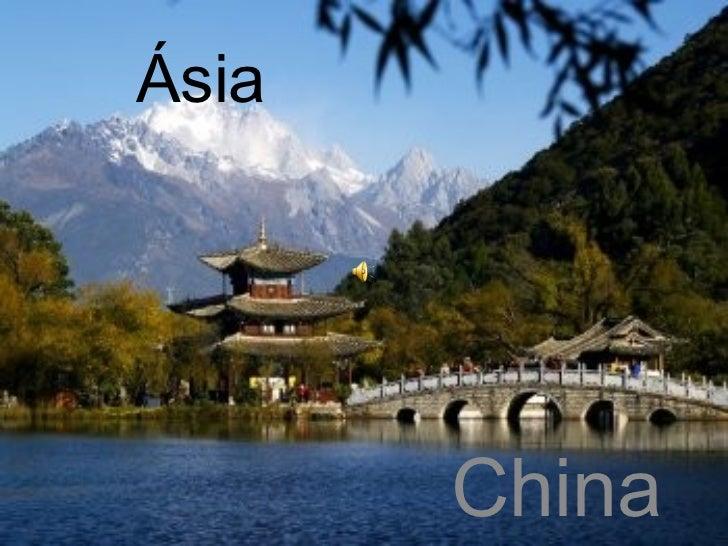 Ásia China