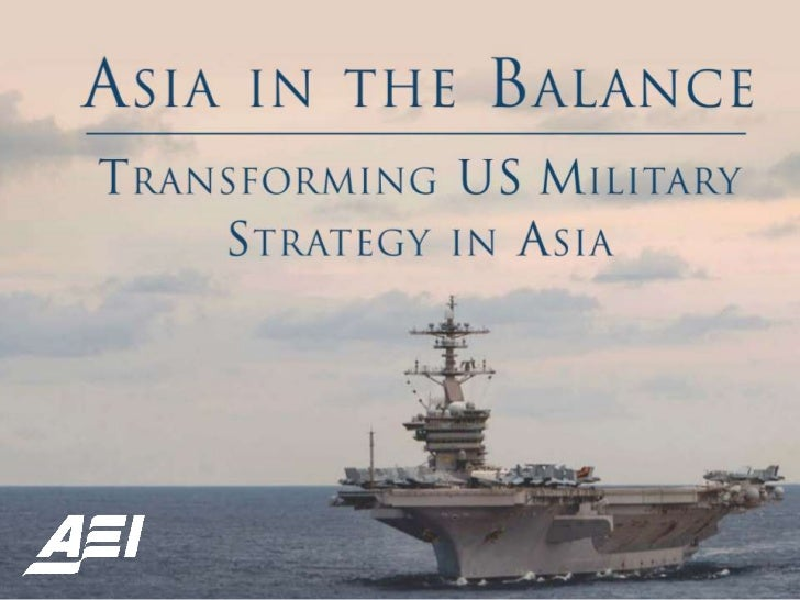 THE IMPERATIVEProtecting vital American interests                                            The Asia-Pacific is home     ...