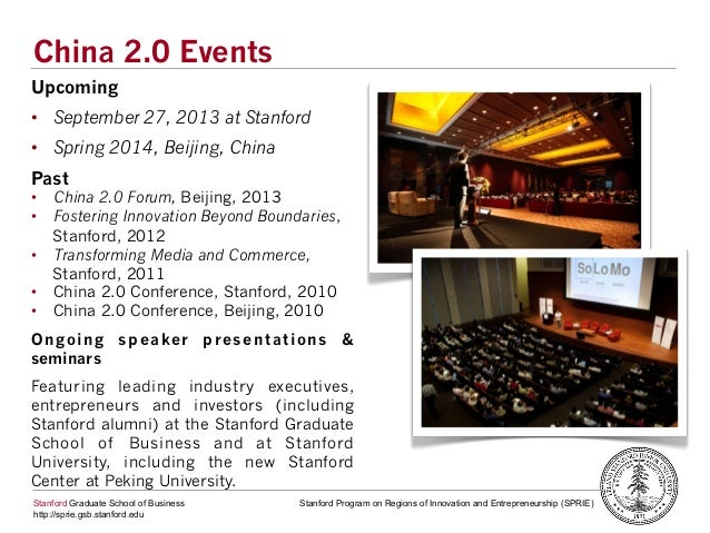 China 2 0 Project Overview: 2012-2013