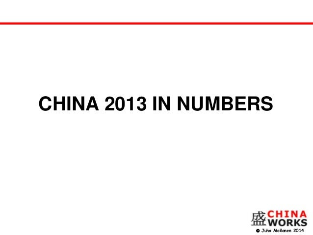 China 2014 in transition for the tampere chamber of commerce
