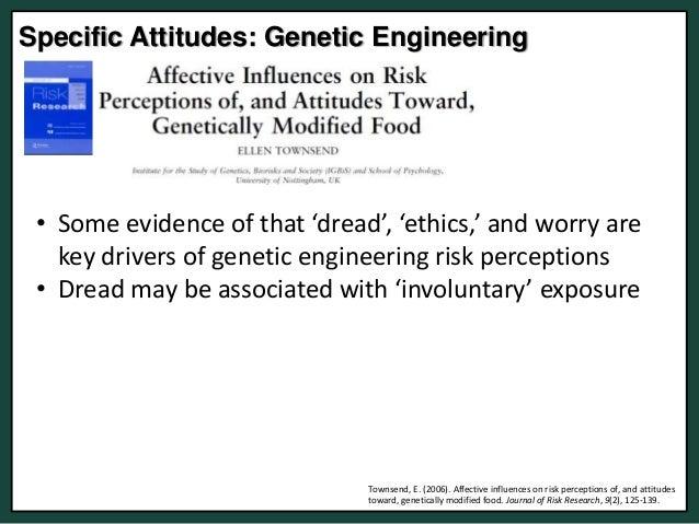 Benefits and dangers of genetic engineering