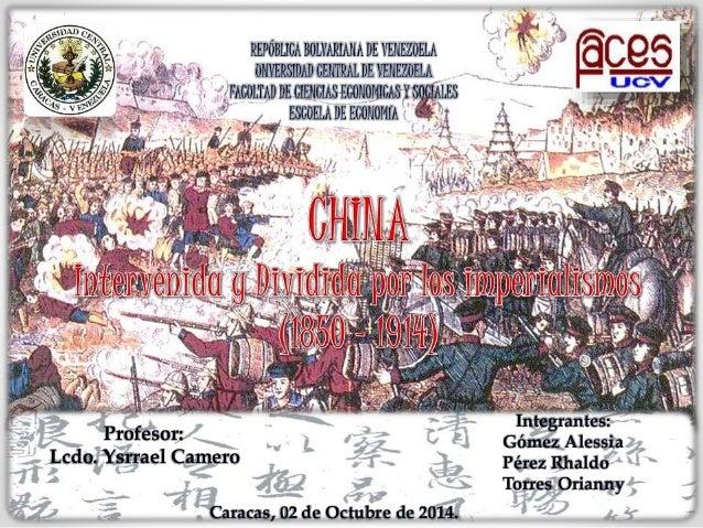 Profesor:  Lcdo. Ysrrael Camero  Integrantes:  Gómez Alessia  Pérez Rhaldo  Torres Orianny  Caracas, 02 de Octubre de 2014...