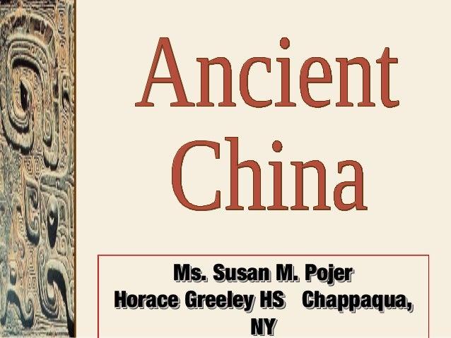 Ms. Susan M. PojerHorace Greeley HS Chappaqua,              NY