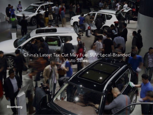 China capitulates: Another round of auto stimulus Slide 2