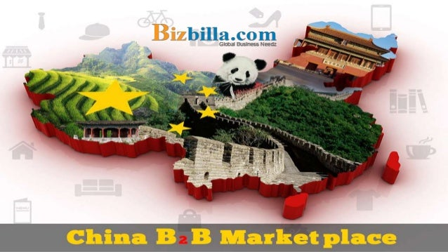 The China B2B marketplace has gained popularity across the globe with the number of B2B businesses. Bizbilla B2B - The Lea...