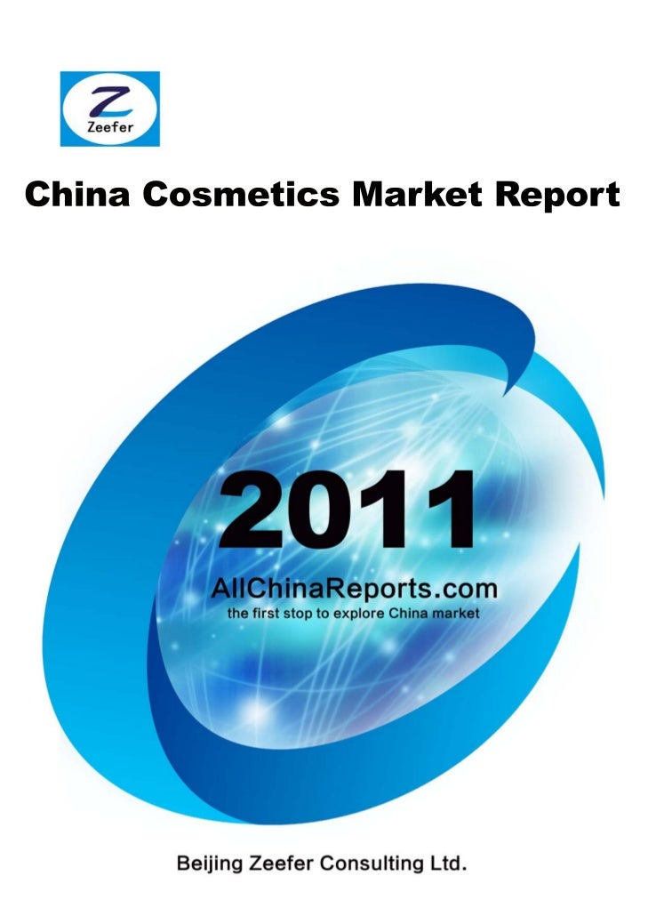 chinas cosmetics market Chinas cosmetics market has grown dramatically in recent years given its established business for ¥42 billion in china, shiseido has identifi.