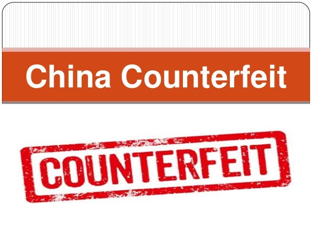 counterfeiting in china As the rampant counterfeit industry continues to sour china's trade prospect,   chinese engineers, especially those in second-tier cities, are increasingly taking .