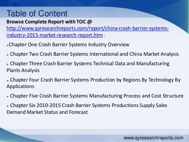 market barriers in china Barrier materials market by type (pvdc, evoh china dominates the barrier materials market, globally, which had the maximum market share in 2014.
