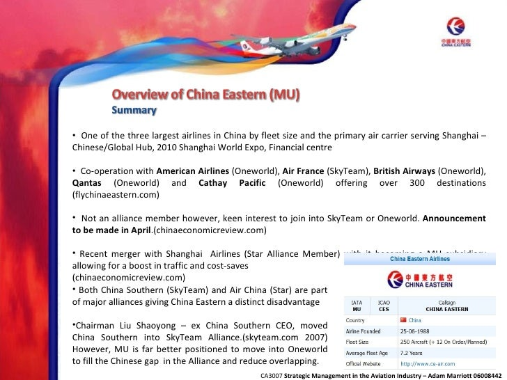 the financial analysis of china eastern airline company Analysis daily news briefs  china eastern airlines yunnan company reported the following operational highlights  china eastern airlines marks 10 years of cross.