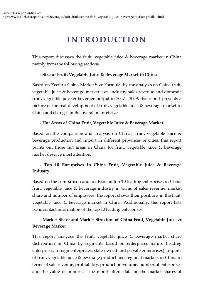 rougemont fruit nectar distributing in china Rougemont fruit nectar distributing in china fruit juices in china april 2014  executive summary in 2012 what is the market size of juice in china what are the .